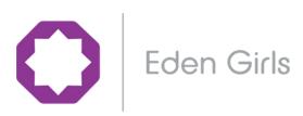 Eden Girls Logo