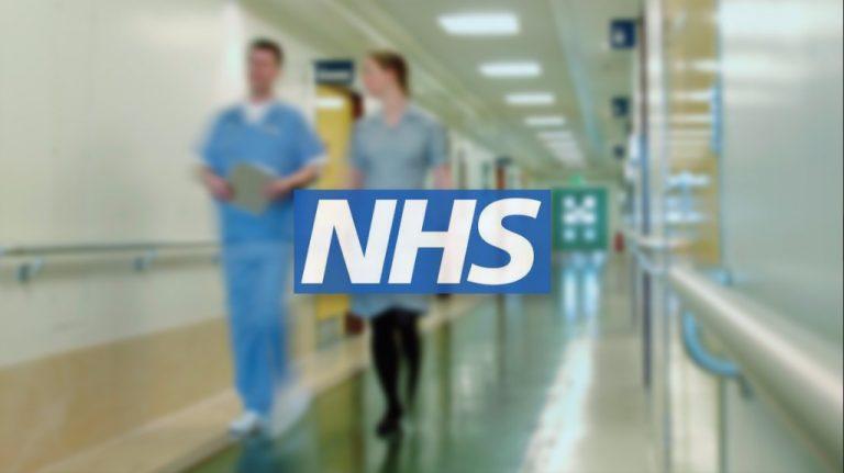 NHS modular framework logo