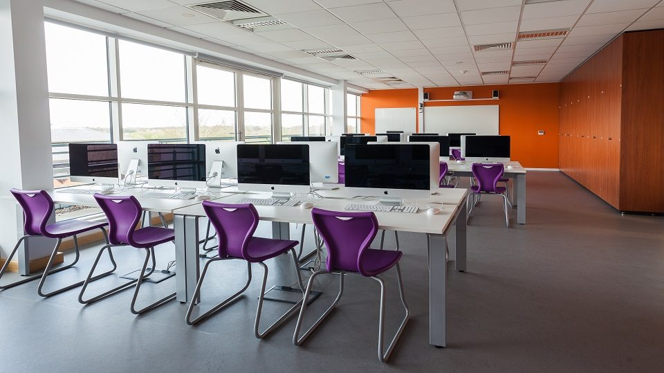 ff&e fit out classroom